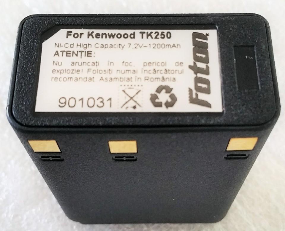 KENWOOD - TK250/350/353